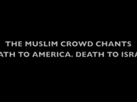 Muslims Chant DEATH TO AMERICA As Bomb Goes Off In Mosque! (Video)