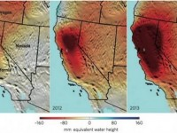 "NASA Signals Crisis: ""California Has About One Year of Water Left!"""