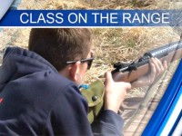 HELL YEAH! Students Trade In Their Notebooks For Rifles At The Gun Range! (Video!)