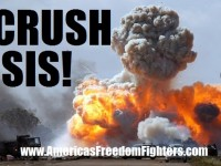 AMERICA BEGINS DEVASTATING AIRSTRIKES AGAINST ISIS IN TIKRIT, IRAQ!