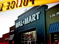 ATTENTION Walmart Shoppers, Restroom Is NOT A Meth Lab!