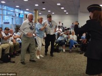 VIRAL VIDEO: These WWII Veterans Heard THIS Iconic War Song… What Happens Next Will Bring You To Tears
