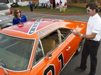 D BAG ALERT: Owner Of Original 'Dukes Of Hazzard' Car Is Painting Over Confederate Flag With THIS