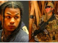 Black Thug Stabs White Army Veteran To Death… Media, Obama and Sharpton Silent (Video)
