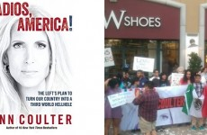 "CHAOS: Violent Illegal Aliens Invade Ann Coulter Book Signing… ""F**k Whitey, Kill Ann Coulter"" #NoAmnesty"