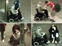 Cop Goes Undercover In A Wheelchair To Catch Criminals… But The Plan Backfires In The Best Way Possible (Video)