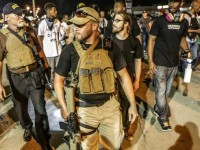 BOOM: White Oath Keepers Are Arming THESE People With AR-15's For March In #Ferguson… (Video)