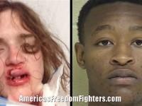 SHOCKING: Black Thug Arrested In Mutilation Of White Girl… Liberal Media Silent
