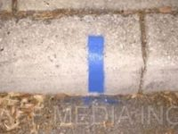 Have You Seen These Blue Strips On Curbs? Here's The INCREDIBLE Reason Behind Them
