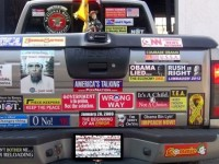 These 'Harmless' Bumper Stickers Actually Help Criminals Target You… Do You Have Any of These?