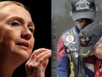 SICK: Hillary Draws FIRE After Saying THIS About America's VETERANS… (Video REMOVED By Tech Commies)