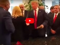 WATCH Trump Didn't Know The Camera Was On… What He Did Next Is AMAZING!