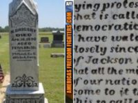 "The 126-Year-Old ""Grave"" Warning About Democrats That's EERILY Accurate Today"