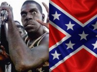 OBAMA'S AMERICA: Black MOB Spots Confederate Decal On Back Of White Man's Truck… Then All HELL Broke Loose