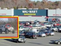 Man Looks Inside Strange Car Lurking At Walmart For Weeks, Makes STUNNING Find