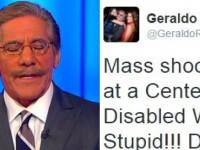 Geraldo Rivera Takes To Twitter, Blames Cali TERRORIST Attack On THIS…