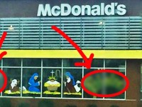 McDonald's Puts 4 EPIC Words Next To Nativity Scene… Liberals And Atheists Are FREAKING OUT