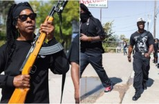ALERT: Armed Black Panthers GANG Patrolling Neighborhoods
