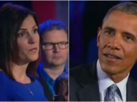 'American Sniper' Widow SHREDS Obama On Gun Control, To His Face…