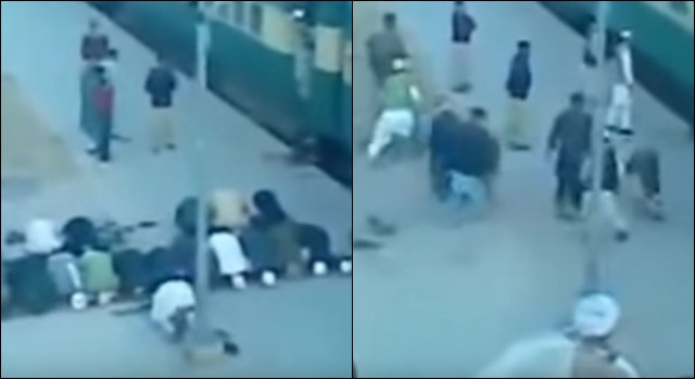 Muslims Show What Allah REALLY Means To Them When Train Takes Off During Prayer… [WATCH]