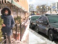 Cop Asks This Homeless Man One Question, Then He Noticed What Was At His Feet