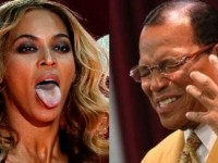 BREAKING: Cops Vow Boycott Of Beyoncé's Shows, So Louis Farrakhan Issues 'ISLAMIC' Threat