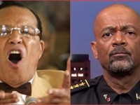 Louis Farrakhan BEGGED Sheriff Clarke For Protection, Got THIS 'American' Surprise Instead