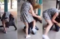 Girl Gets Bullied By Boy, Shows Him What's REALLY Under Her Dress [VIDEO]