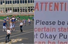 Controversial Signs Pop Up At Schools In THIS State, Liberals Are FREAKING OUT!