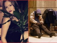 Homeless Man Approaches Stranded Single Woman, Her Life Will Never Be The Same