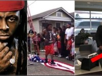 Flag Stomping Rapper Left Airport STUNNED After Getting Off Plane To Do THIS To Military HEROES