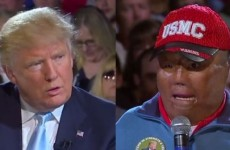 Marine Disfigured By Bomb Stands Up At Trump Townhall, Then The UNEXPECTED Happens [VID]