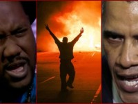 Rapper/ BLM THUG Meets With Obama, Issues MASSIVE THREAT To Whites If TRUMP Is Elected