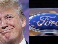 Remember When Trump Threatened Ford? Look At This MAJOR Announcement They Just Made