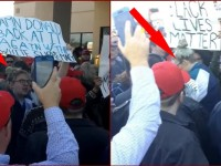 Trump Hater SWEARS She Was Groped At Rally, NEW Video Shows What REALLY Happened