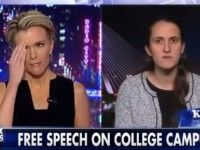 Harvard Student Says THIS About American Flag, That's When FOX News Crew LOSES IT [VID]