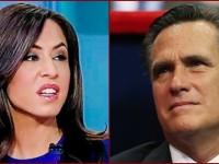 Andrea Tantaros Goes BALLISTIC On Romney Over Trump Attacks- Calls Him THIS