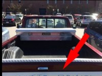 #BLM Member OUTRAGED At Racist Message On Truck, MAJOR Detail Leaves Him HUMILIATED