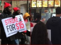 Watch As Minimum Wage WHINERS Invade Fast-Food Restaurant, TICKED When Worker Does THIS