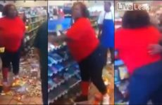 MUST SEE: Morbidly Obese Welfare Leech Has EBT Card Declined, Then She Does THIS [VID]