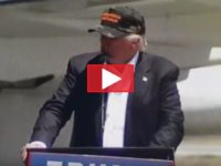 VIDEO: Trump Spots Woman In Crowd Having Medical Issue… Takes Immediate Action