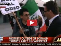 Illegal Alien Trump Protester Makes Outrageous Anti-American Excuse To Be Violent… THIS Is Sick