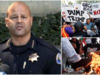 Look What We Just Learned About THIS Police Chief Who REFUSED To Protect Trump Supporters…
