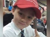 Kid Whose Trump Hat Is Banned From School Gets the Last Laugh When The Donald Steps Up… [VID]