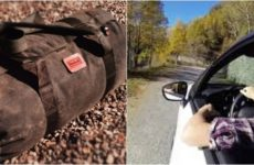 ALERT: If You Spot A Duffle Bag On The Road, Here's Why You Should NOT Stop…