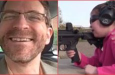 After NY LIB Reporter Says Shooting AR-15 Gave Him PTSD, 7-Year-Old Girl Absolutely SHREDS Him… [VID]