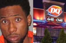 SICK: Dairy Queen Worker ARRESTED For SPITTING On Cop's Burger, What Happens Next Is HEARTBREAKING