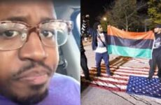 Black Guy DESTROYS BLM Thugs In EPIC Video After They Threaten To Move Back To Africa [WATCH]