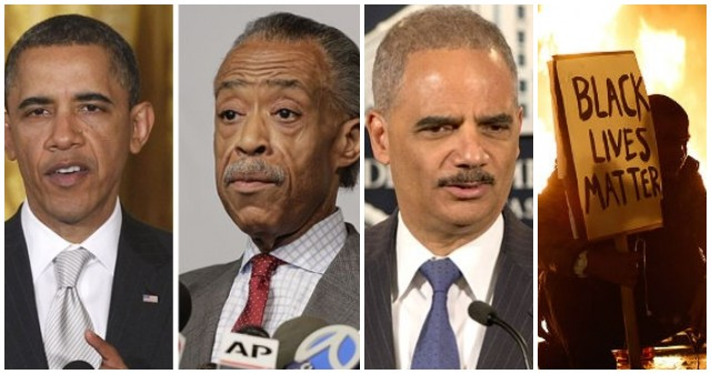 YES!!!: Obama, Sharpton, Holder And BLM Served With BOMBSHELL $2 BILLION Lawsuit- Americans CHEERING…