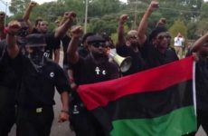 ALERT: One Day Before Cops MURDERED In Baton Rouge, New Black Panthers Show Up And Do THIS…